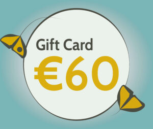 Gift card- €60